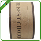 Fashion Round Paper Cardboard Belt Packaging Boxes