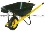 Plastic Tray Farm Tools Wheelbarrow (WB5601)