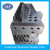 Custom PP Adjustable Hollow Grid Plate Extrusion Plastic Molding