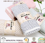 100% Cotton Yarn Dyed Soft Face Towel