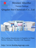 Various Packages Moisture Absorber Calcium Chloride for Sale