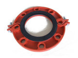 Ductile Iron or Cast Iron Grooved Flange