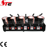CE Approved Commercial Cup Mug Heat Pringting Machine
