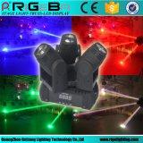 Mini 3X10W RGBW 4in1 LED Beam Moving Head Light
