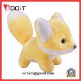 Yellow Stuffed Animal Fox Soft Stuffed Fox Animal