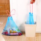 Plastic 28 Gallon Tall Kitchen Drawstring Bag Biodegradable