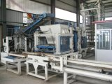 Fully Automatic Concrete Block Making Machine / Block Machine (QT8-15) Hollow Block Making Machine
