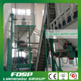 Best Selling 5-6 Tons Per Hour Biomass Fuel Making Line