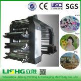 6 Color OPP PE Plastic Bag Film Flexo Printing Machine