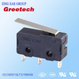 Factory Supply Standard Straight Lever Arm Limit Micro Switch with UL