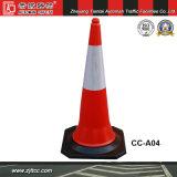 100cm PE Traffic Cones for Dubai Wholesale Market