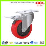 Medium Duty Red Polyurrethane Caster (P120-36E075X30Z)