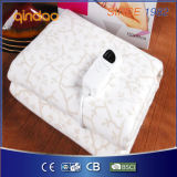 Cozy Fleece Electric Heated Mattress with Computer Adjustable Controller