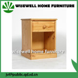 Solid Pine Wood Bedside Cabinet (W-B-0051)