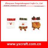 Christmas Decoration (ZY14Y211-1-2-3) Christmas Drawstring Bag Cake Decorating Tools