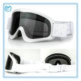 White Square Grey PC Lens Sports Glasses Mx Eyewear