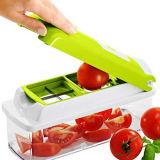 Manual Slicer, Super Slicer Plus, 12PCS Vegetable Fruit Slicer, Kitchenware