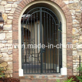 European Style Decorative Classical Safety Small Wrought Iron Gate