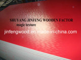 ISO9001: 2008 Melamine MDF Board, Particle Board for Furniture (SOLID, woode grain COLOR)