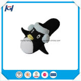 Cute Knitted Daily Use Pengune Sleeping Slippers for Women