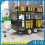 Hot Sale Mobile Hamburger Trailer for Saudi Arabia
