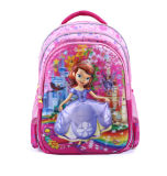 2016 Cartoon Cute 5D Lovely Kids School Backpack Bag