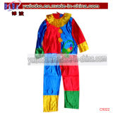 Carnival Costumes Clowen Peppin Birthday Party Supply (C5022)