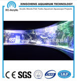Transparent Acrylic Panel Used for Sea Restaurant and The Decoration of Building