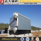 Atmospheric Pressure Horizontal Coal/Biomass Fired Hot Water Boiler