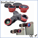 Fish Eye 3 in 1 Phone camera Lens (XH-LF-001)
