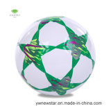 PU Size 5 Machine Sewing Football for Outdoor Sport