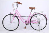 Princess Pink 26 Inch Cheap Women City Bike/Dutch Bike