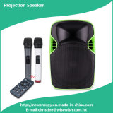 Professional Portable Mobile Speaker PRO Audio - Projector