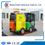 Diesel Engine Street Sweeper Pto Driven Tractor Road Sweeper
