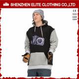 Small Order Advertising Printed Custom Hoodie Sweatshirts Design (ELTHSJ-984)