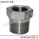 Stainless Steel Forged Threaded Fitting Hex Head Bushing A182 F304/F304L