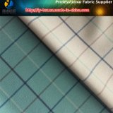Polyester Yarn Dyed Strentch Fabric, Polyeater Spandex Fabric for Garment