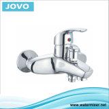 Economic Single Handle Brass or Znic Body Bath Faucet (JV 70802)