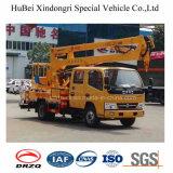 14-16m Dongfeng Lifting Platform Truck Euro5