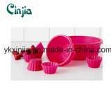 Kitchenware 10 Piece Silicone Bakeware Set-Xjt-020