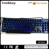 Professional Backlit Mechanical Wired Game Keyboard