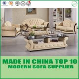 Modern Living Room Sectional Sofa Leather Sofa