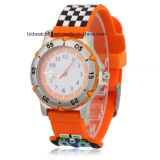 Kids Watches Sports Silicone Watch for Children′s Christmas Gift