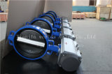 Wafer Butterfly Valve Cw Double Acting Pneumatic Actuator (D671X-10/16)