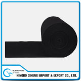 Viscose 3mm Thickness Needle Punched Activated Carbon Nonwoven Fiber Felt