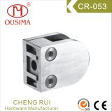 Stainless Steel Die Casting Glass Clamp Glass Handrail Fitting (CR-053)