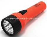 7 LED 0.5W Rechargeable LED Torch LED Flashlight