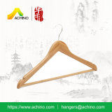 Bamboo Clothes Hanger with Notches (BTH101)