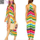2017 New Fashions Deep V Beach Dress L38492