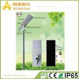 80W 5 Years Warranty Brightness Free Energy Solar Street Light Yard Lamp